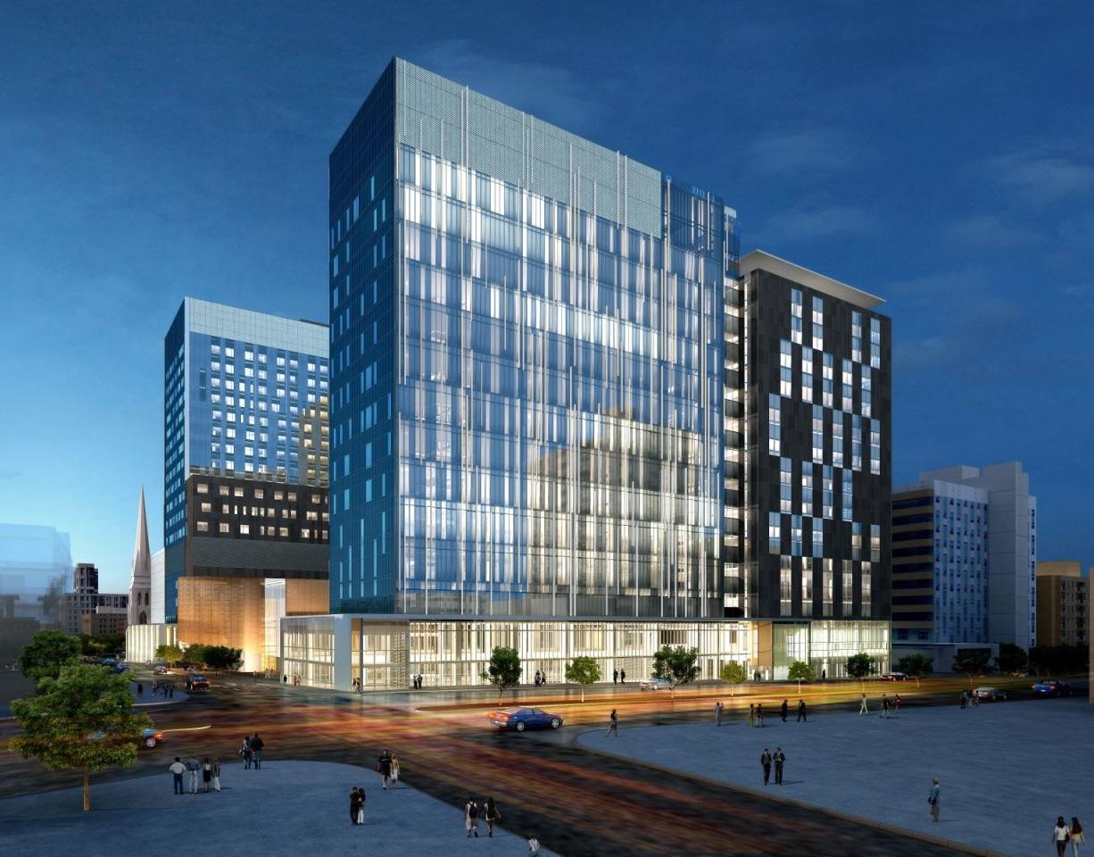 Centre Hospitalier de L'Universite de Montréal - Health Care